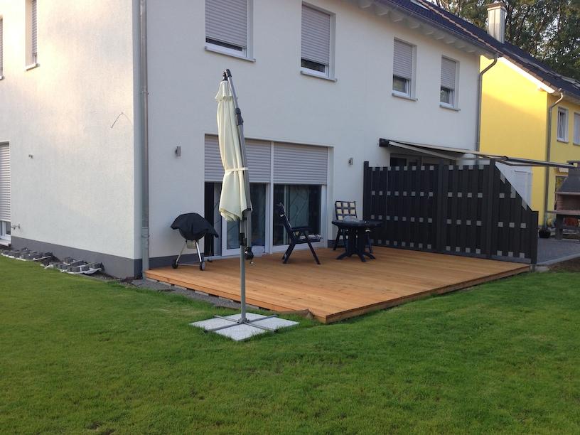 rasen und terrasse bochumer baublog. Black Bedroom Furniture Sets. Home Design Ideas